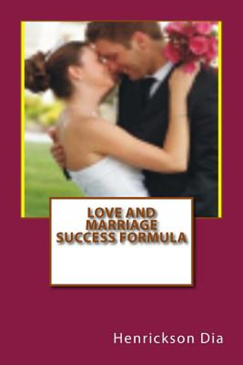 Love and Marriage Success Formula