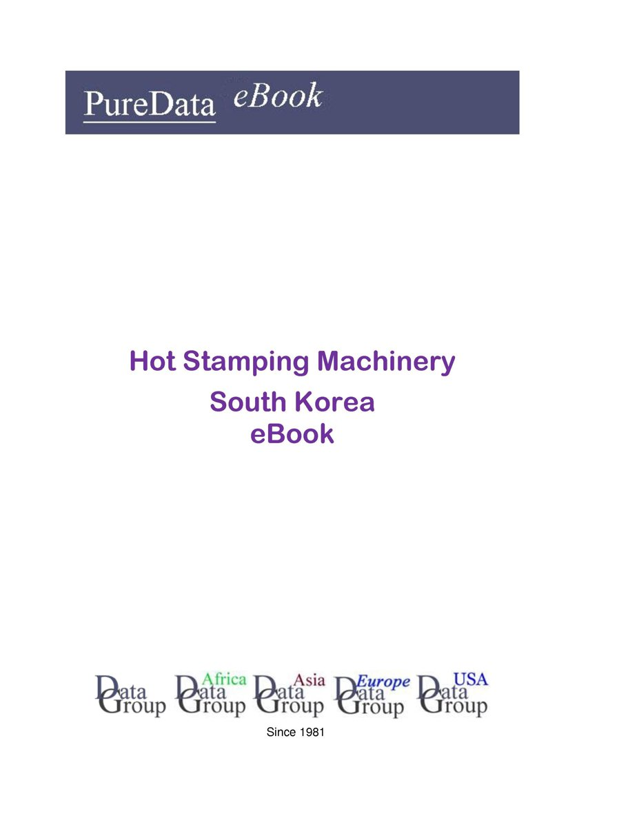 Hot Stamping Machinery in South Korea