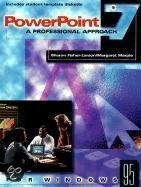 PowerPoint 7.0 for Windows 95 [With 3 Disks]