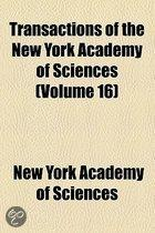 Transactions Of The New York Academy Of Sciences (Volume 16)