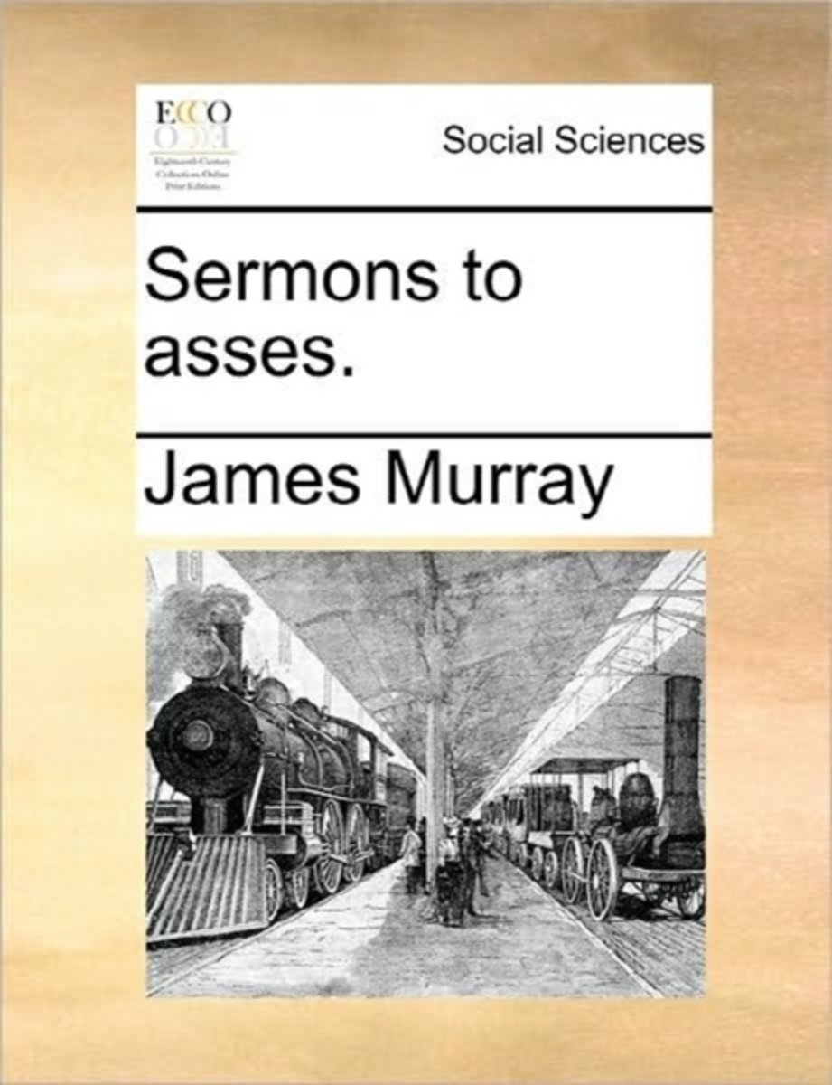 Sermons to Asses
