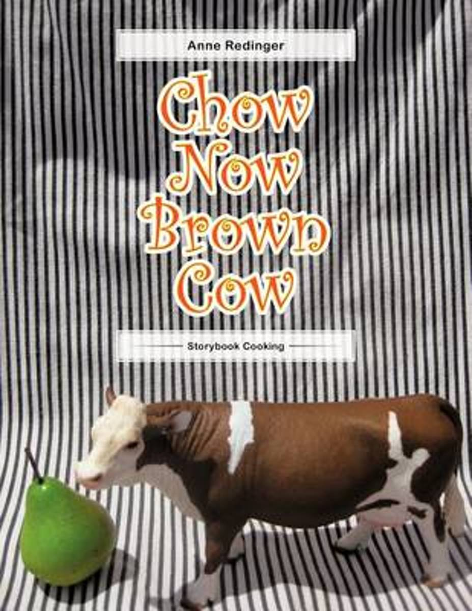 Chow Now Brown Cow