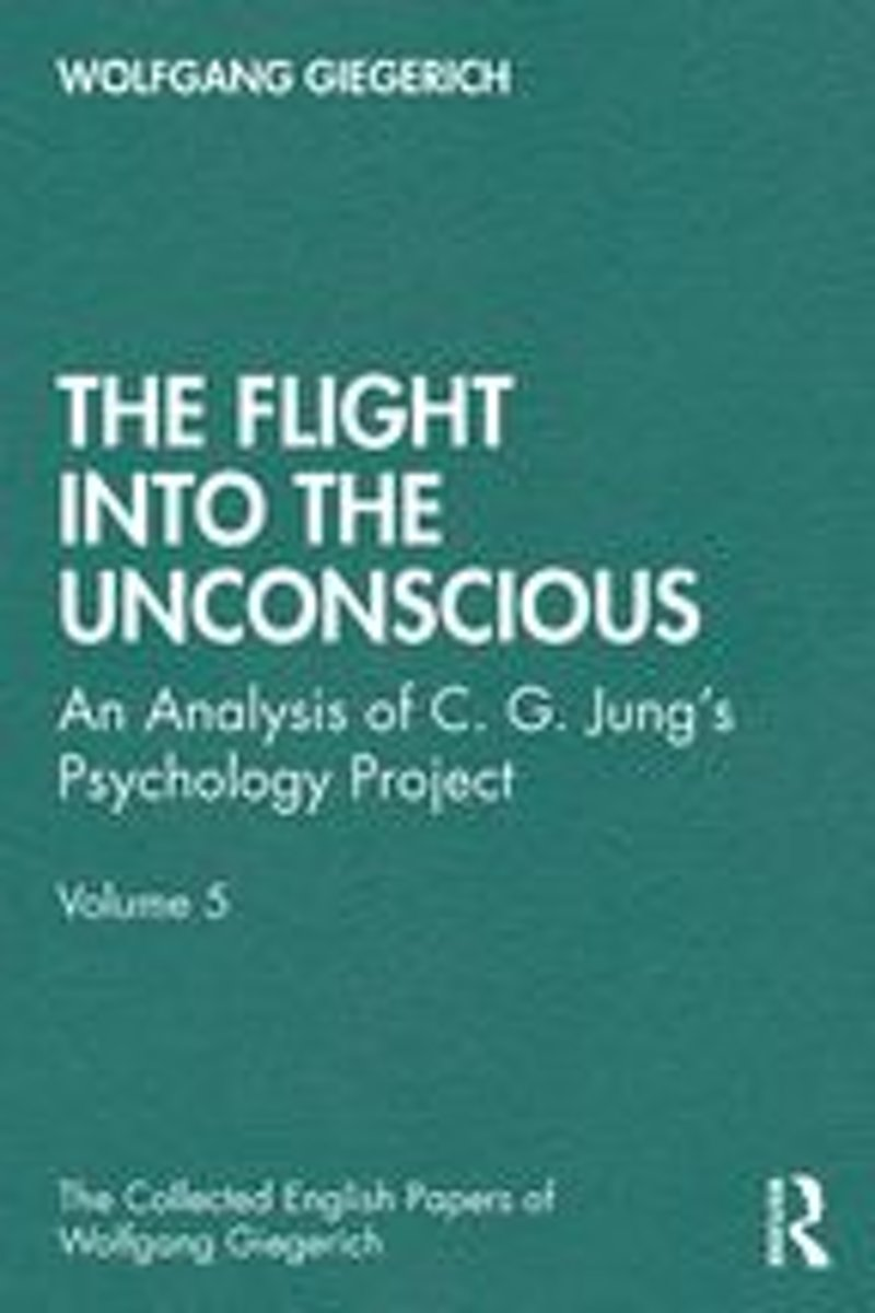 The Flight into The Unconscious