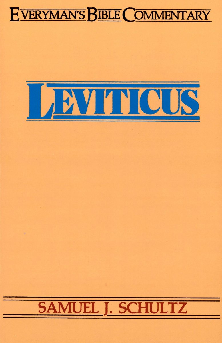 Leviticus- Everyman's Bible Commentary