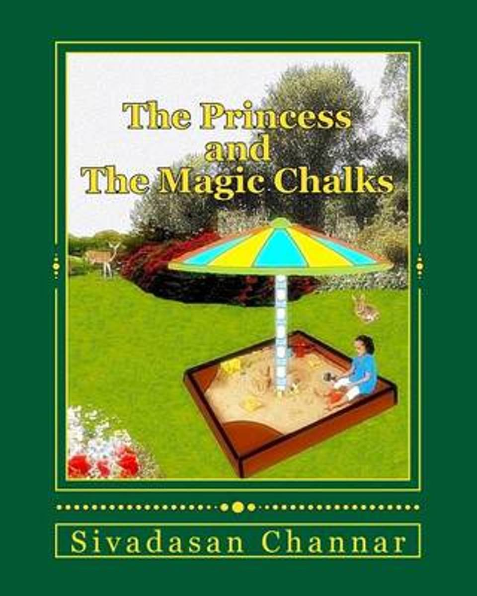 The Princess and the Magic Chalks