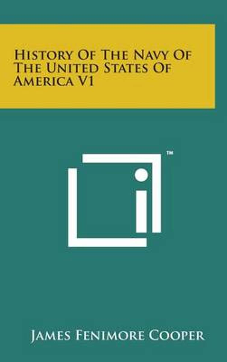 History of the Navy of the United States of America V1