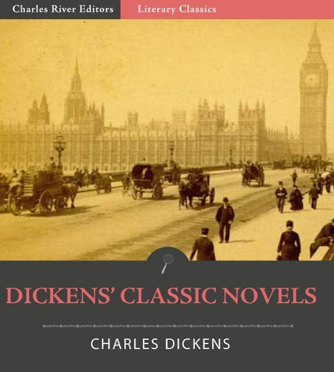 Charles Dickens Classic Novels: A Tale of Two Cities and Great Expectations (Illustrated Edition)