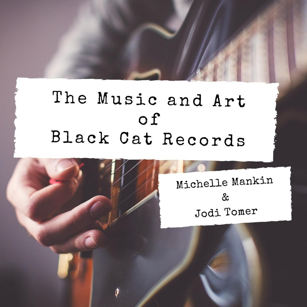 The Music and Art of Black Cat Records