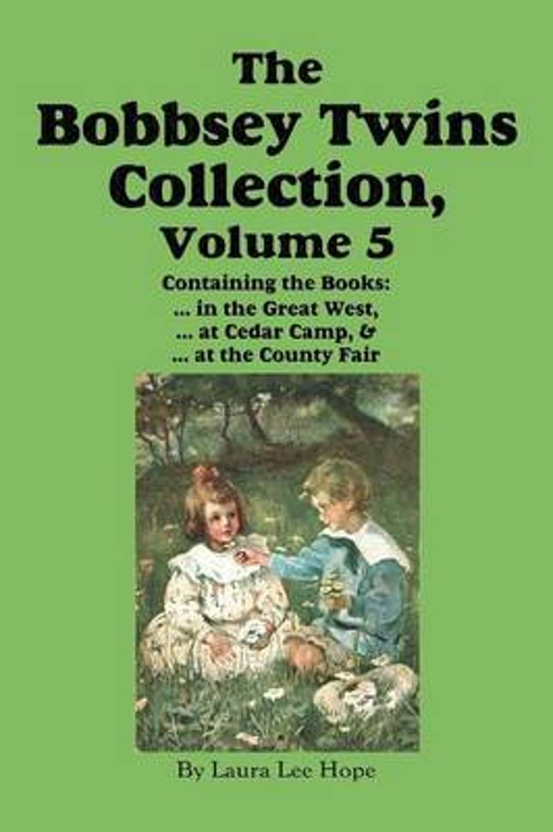 The Bobbsey Twins Collection, Volume 5