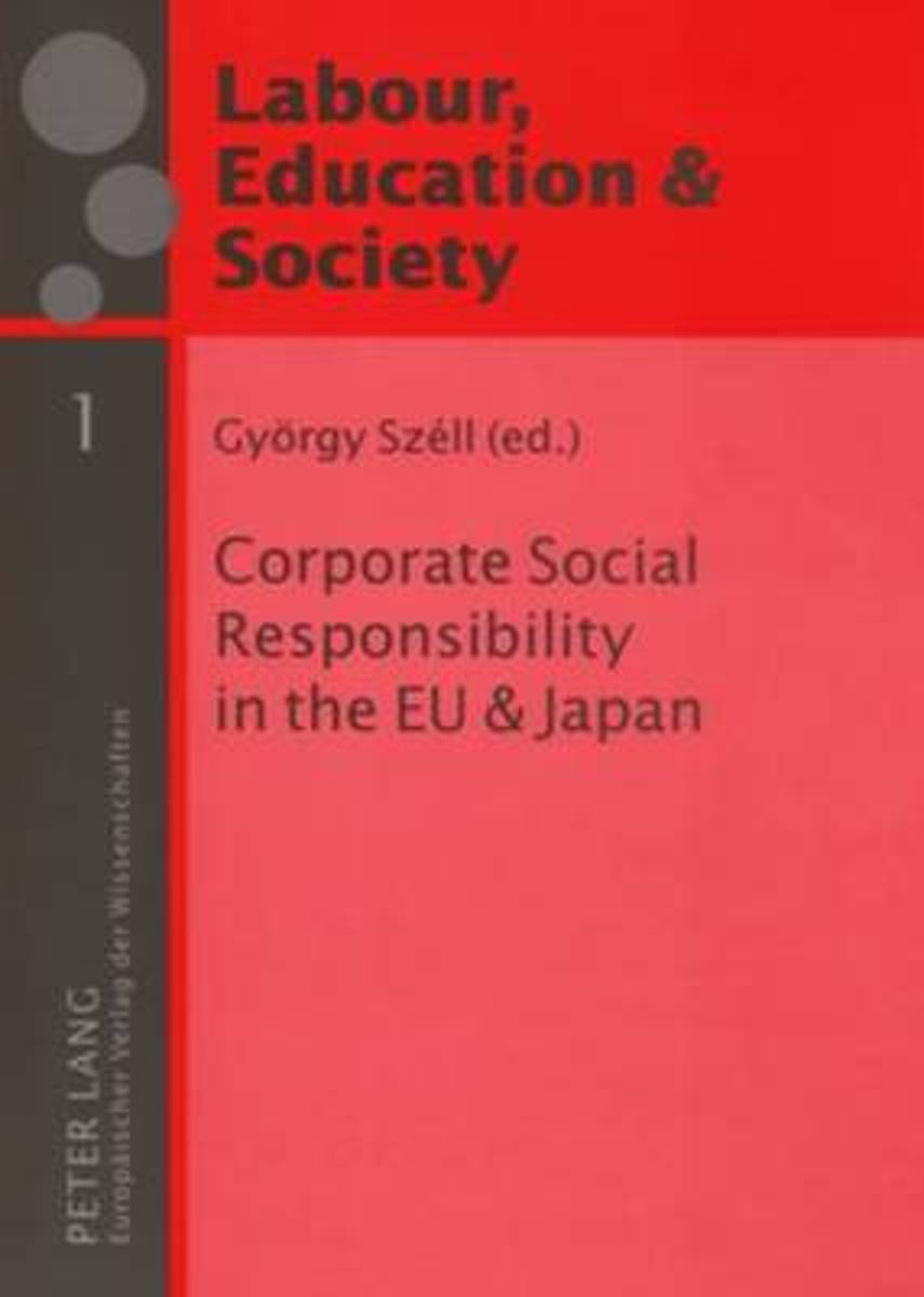 Corporate Social Responsibility in the EU and Japan