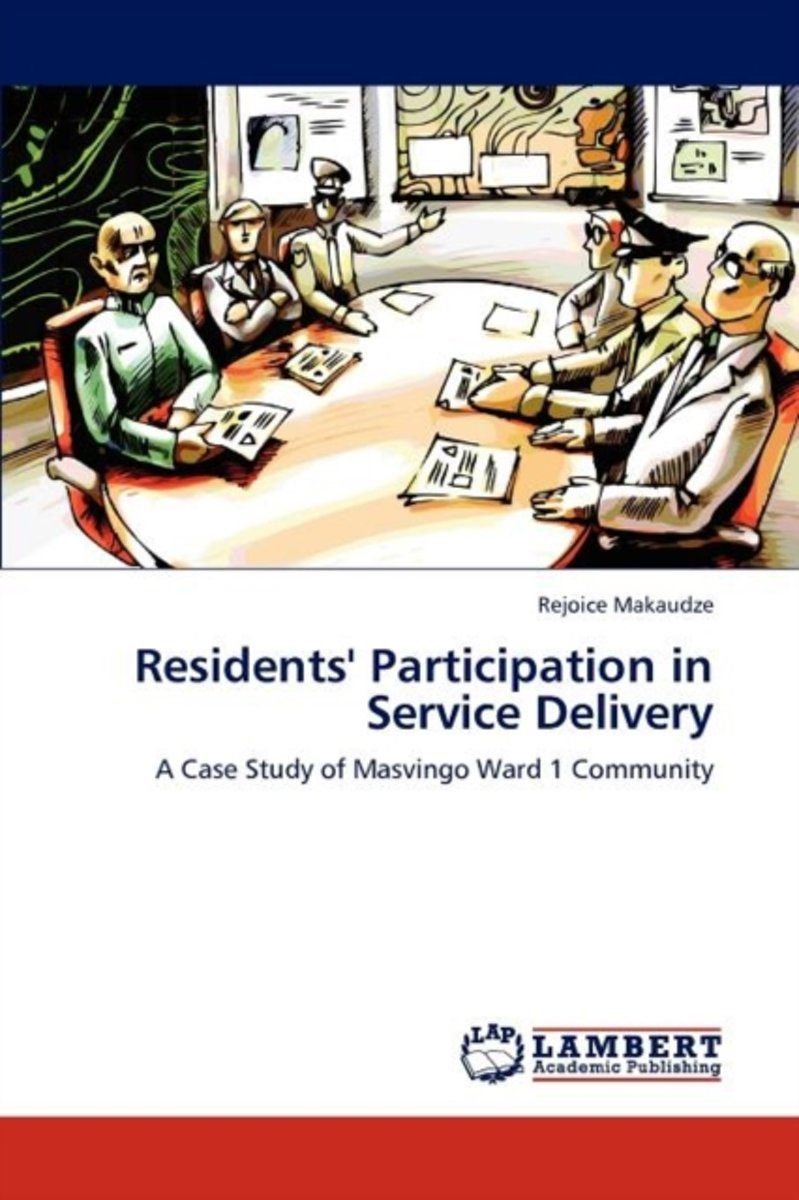 Residents' Participation in Service Delivery