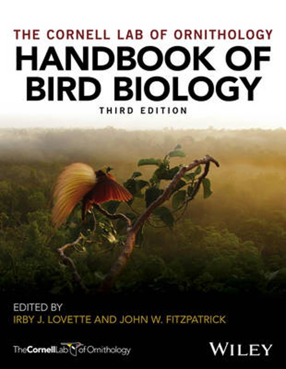 Handbook of Bird Biology, 3E