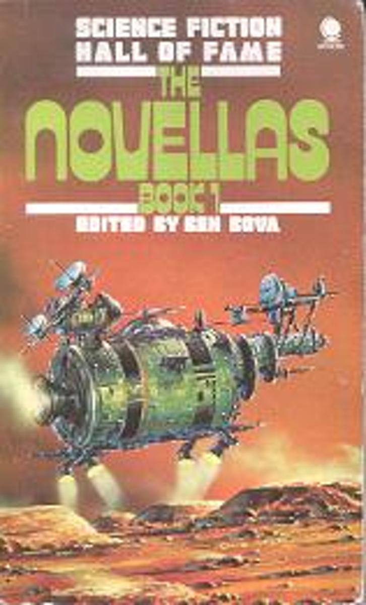 Science Fiction Hall of Fame: The Novellas Book 1