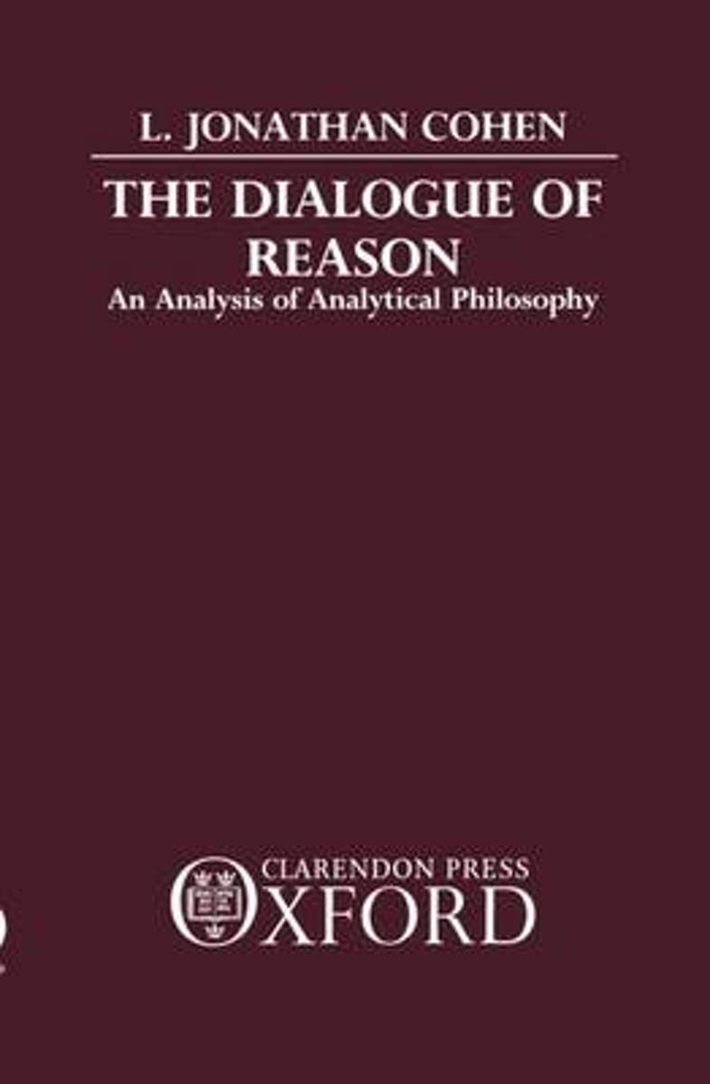 DIALOGUE OF REASON C