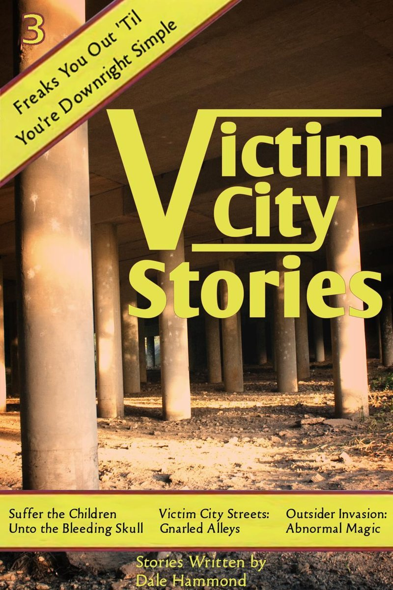 Victim City Stories: Suffer the Children