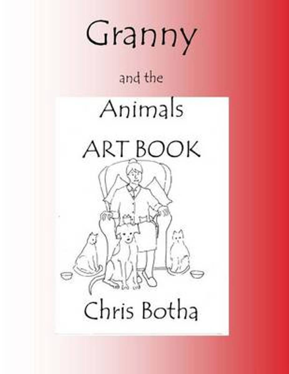 Granny and the Animals Art Book