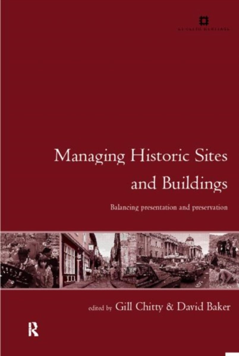 Managing Historic Sites and Buildings