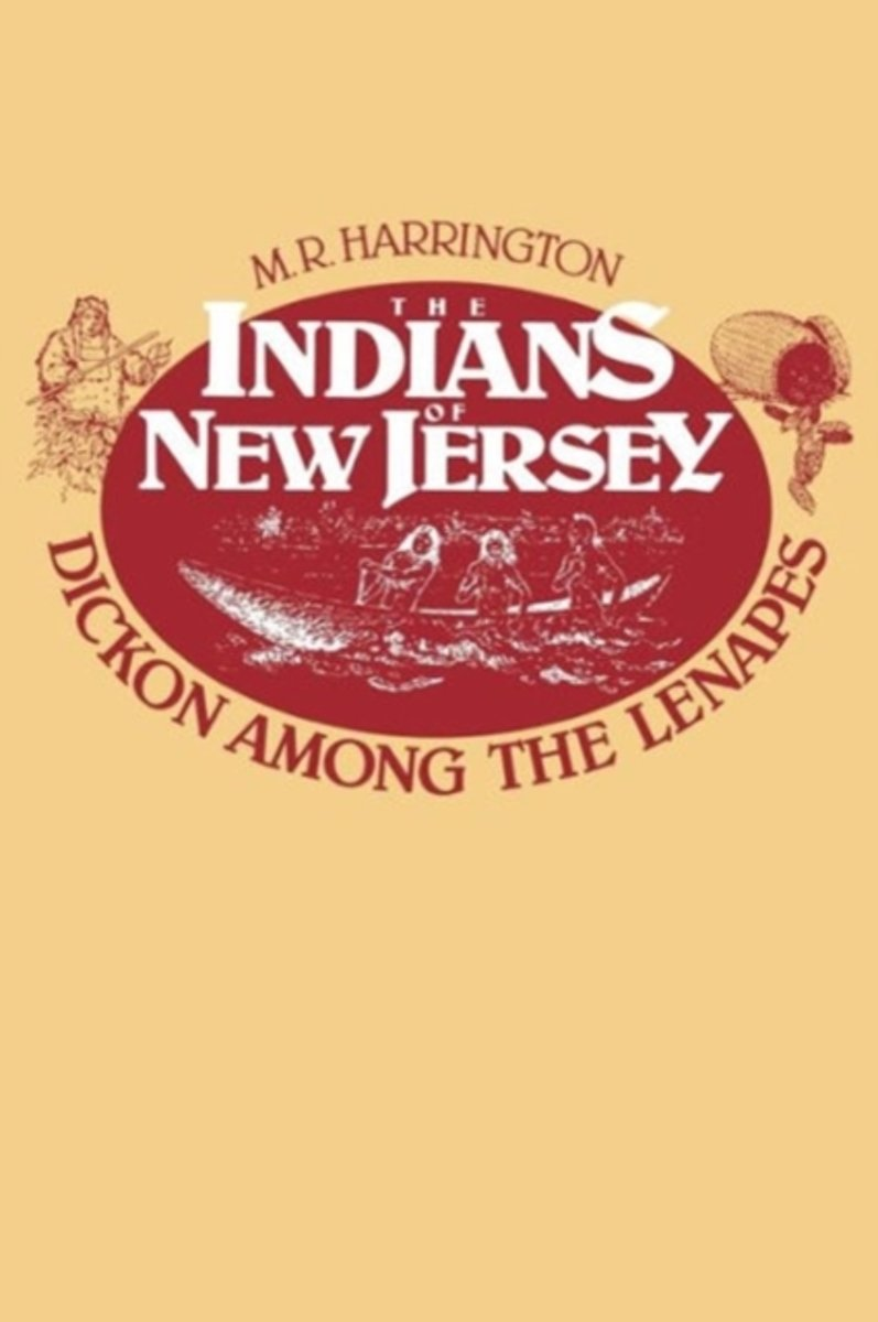 Indians of New Jersey