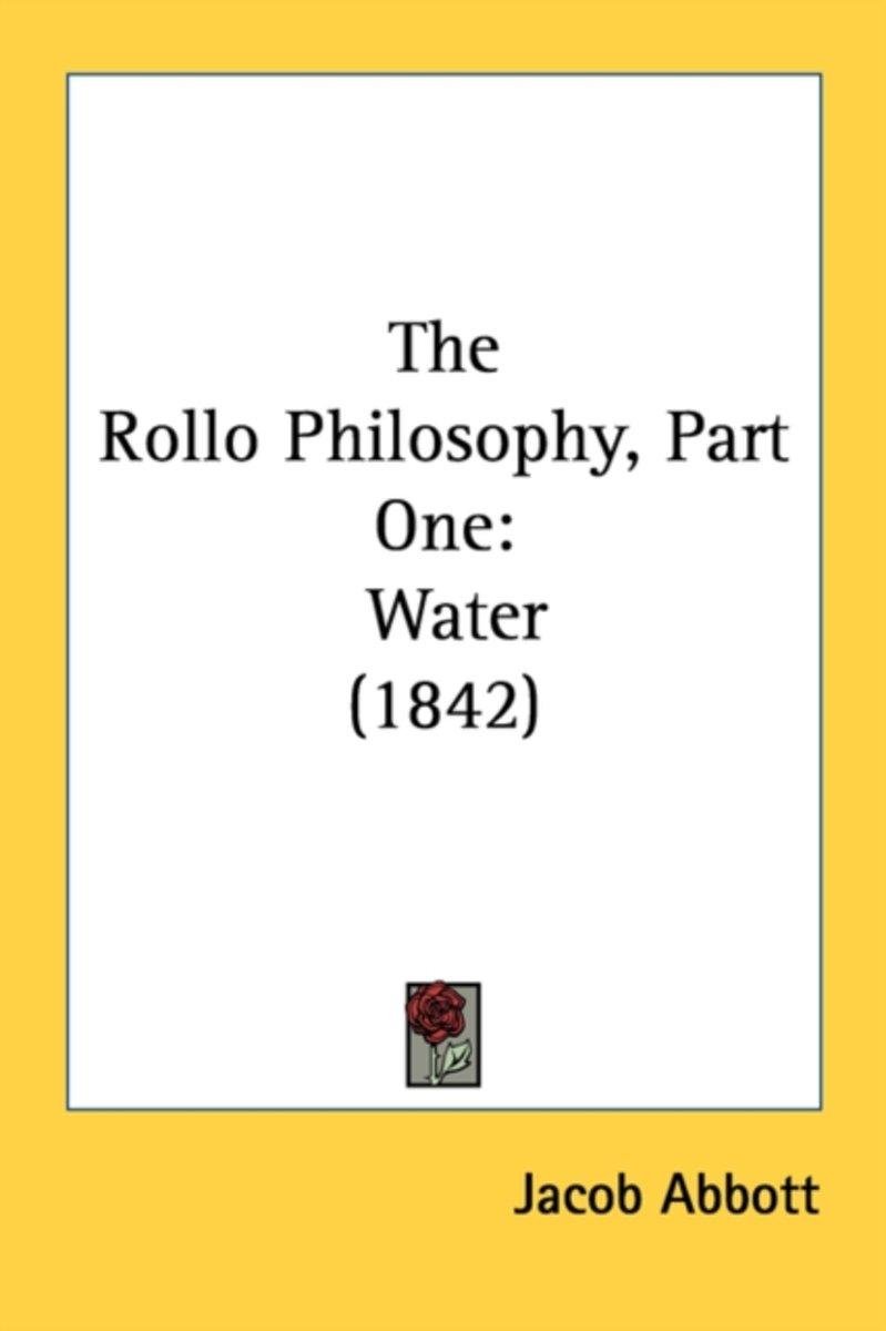 The Rollo Philosophy, Part One