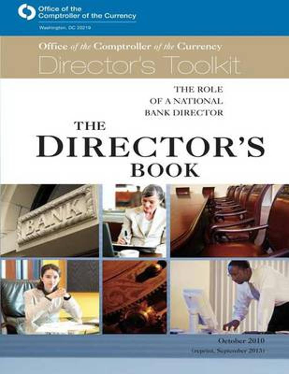 The Role of a National Bank Director