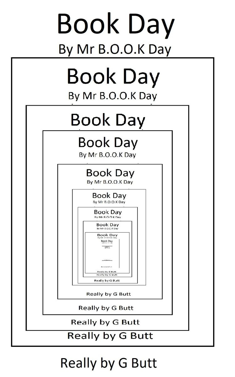 Book Day by B.O.O.K Day