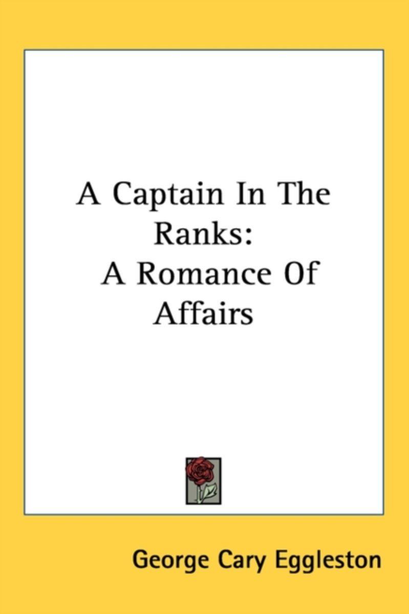 A Captain in the Ranks