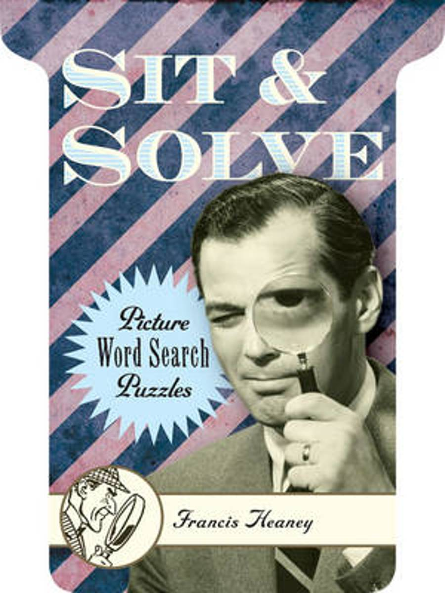 Sit & Solve (R) Picture Word Search Puzzles
