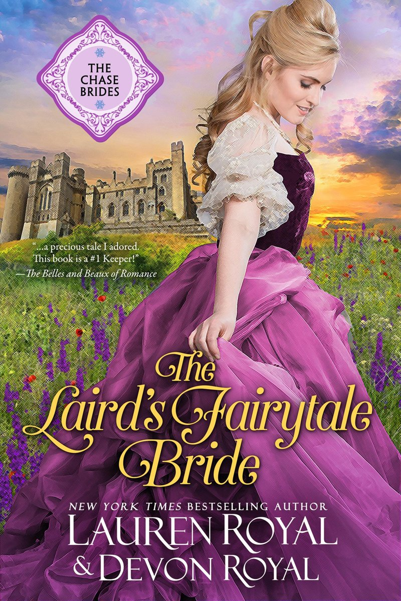 The Laird's Fairytale Bride (The Chase Brides, Book 3)