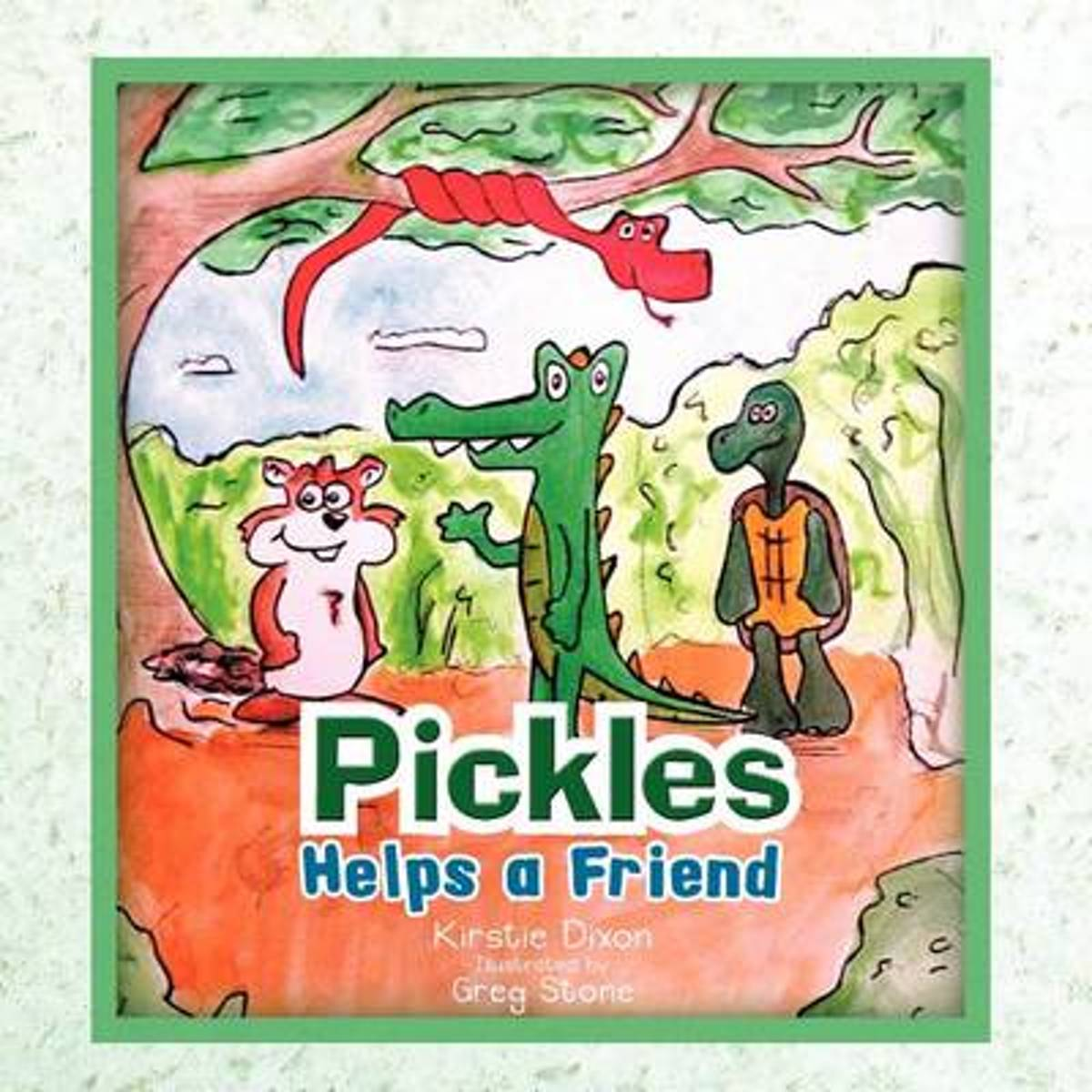 Pickles Helps a Friend