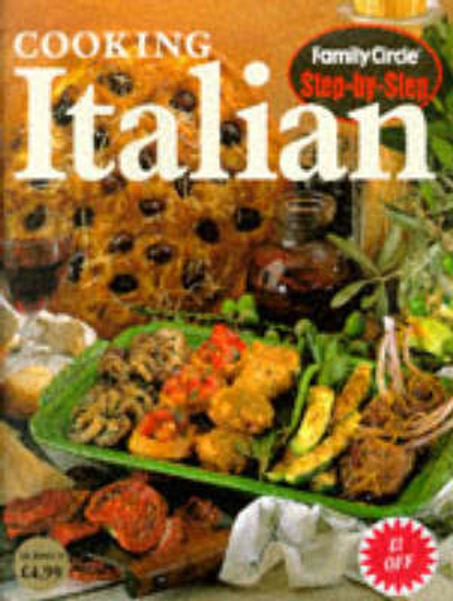 Step by Steps Cooking Italian