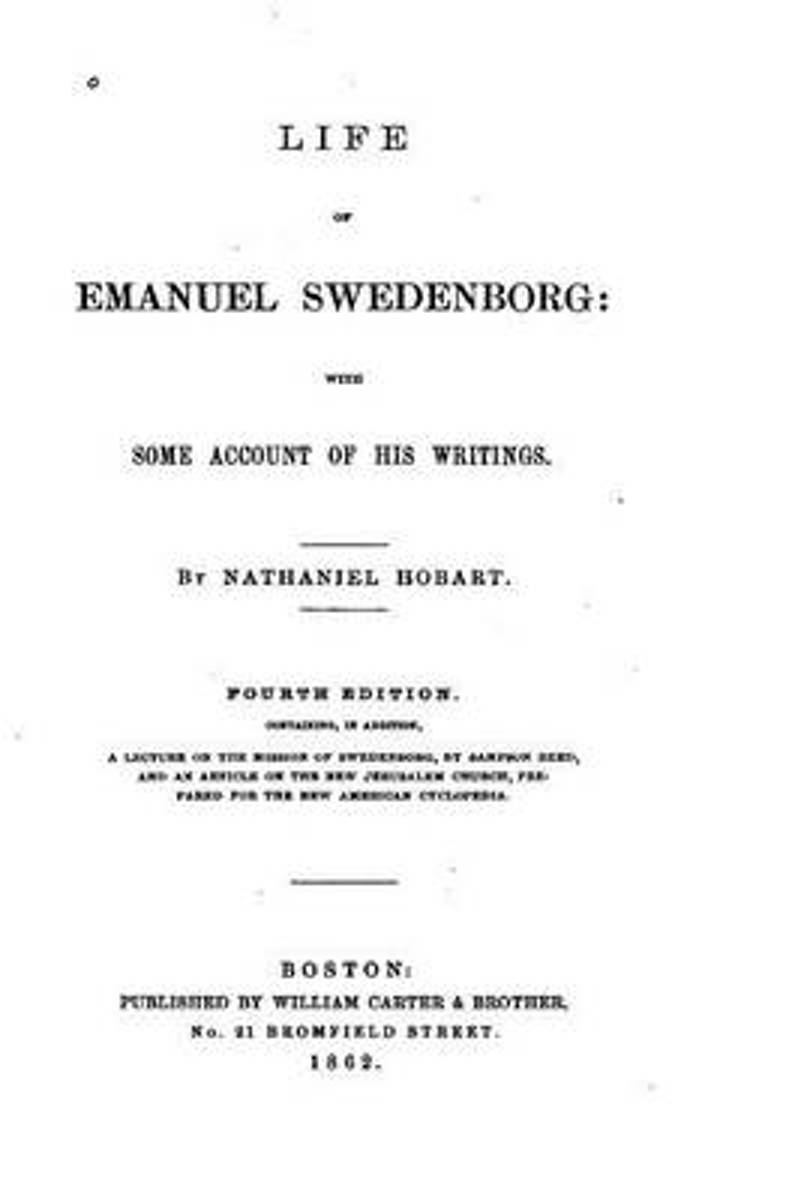 Life of Emanuel Swedenborg, with Some Account of His Writings