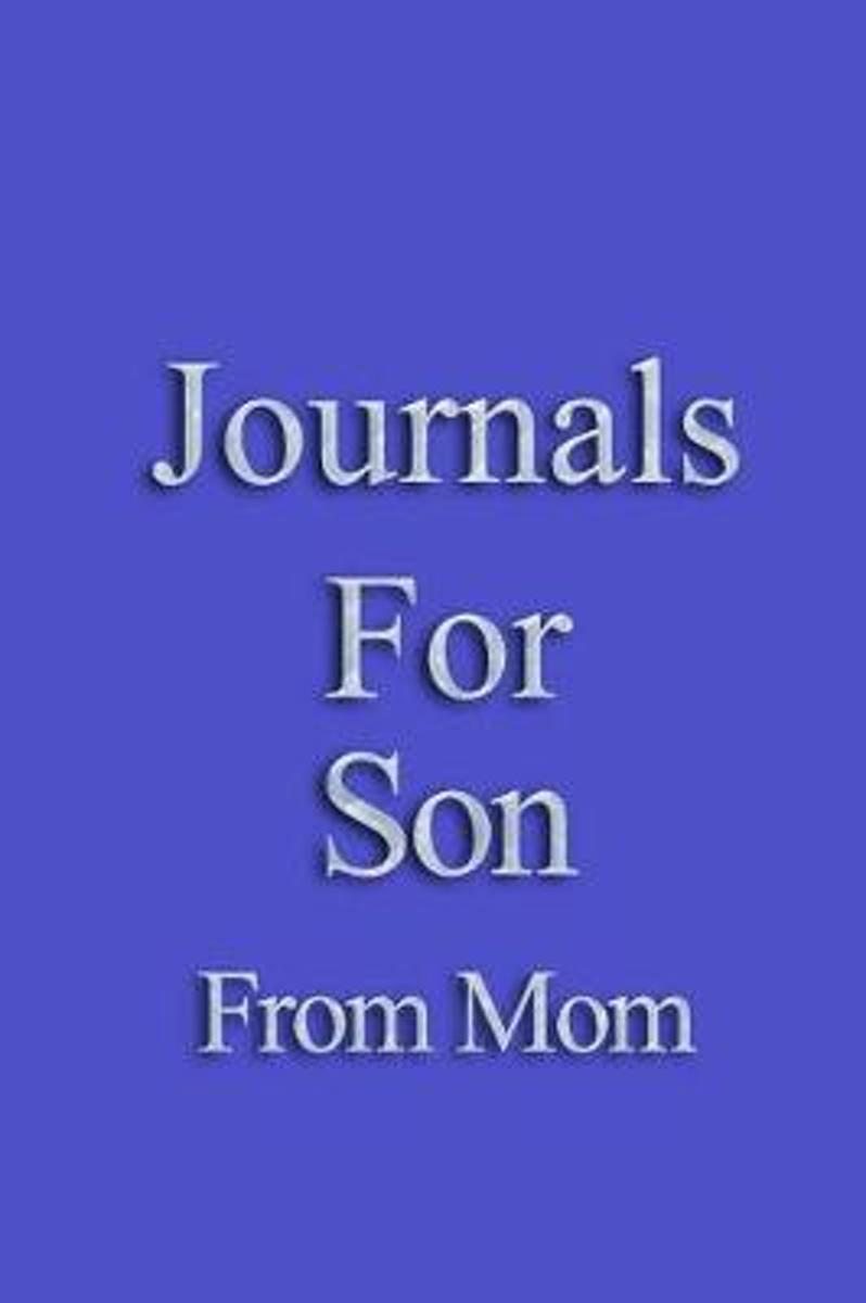 Journals for Son from Mom