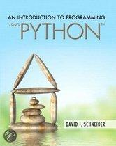 An Introduction to Programming Using Python Plus Myprogramminglab with Pearson Etext -- Access Card Package