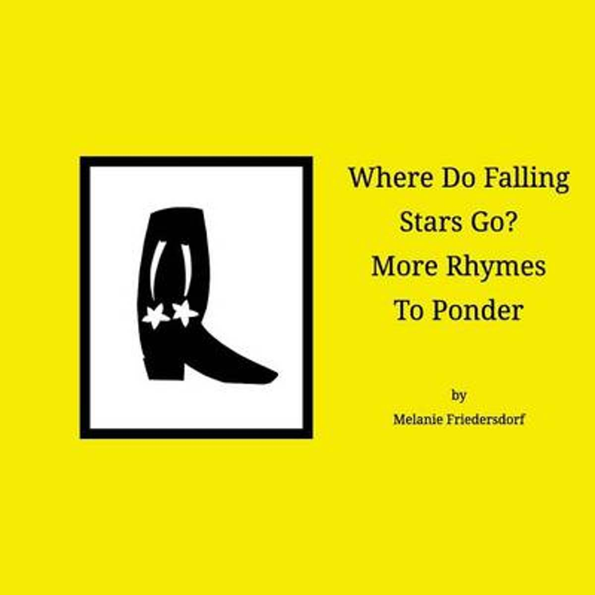 Where Do Falling Stars Go? More Rhymes to Ponder