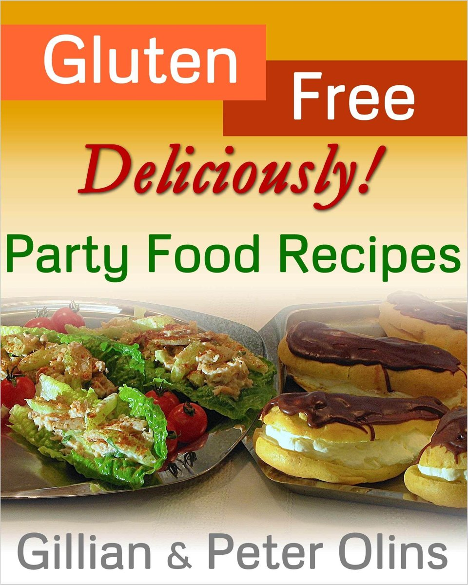 Gluten-Free, Deliciously! Party Food Recipes