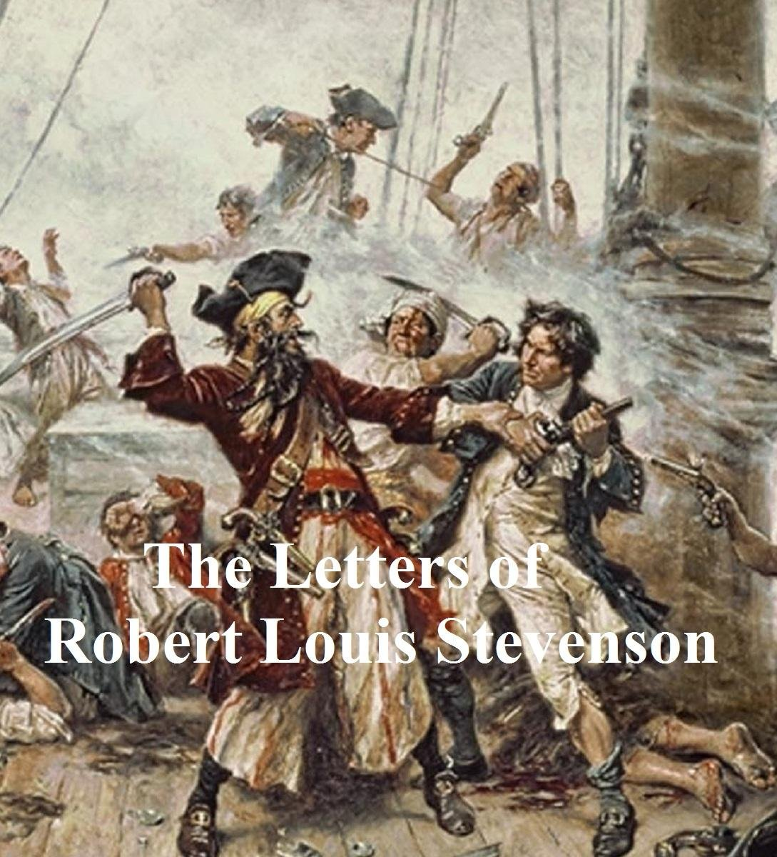 The Letters of Robert Louis Stevenson, both volumes in a single file