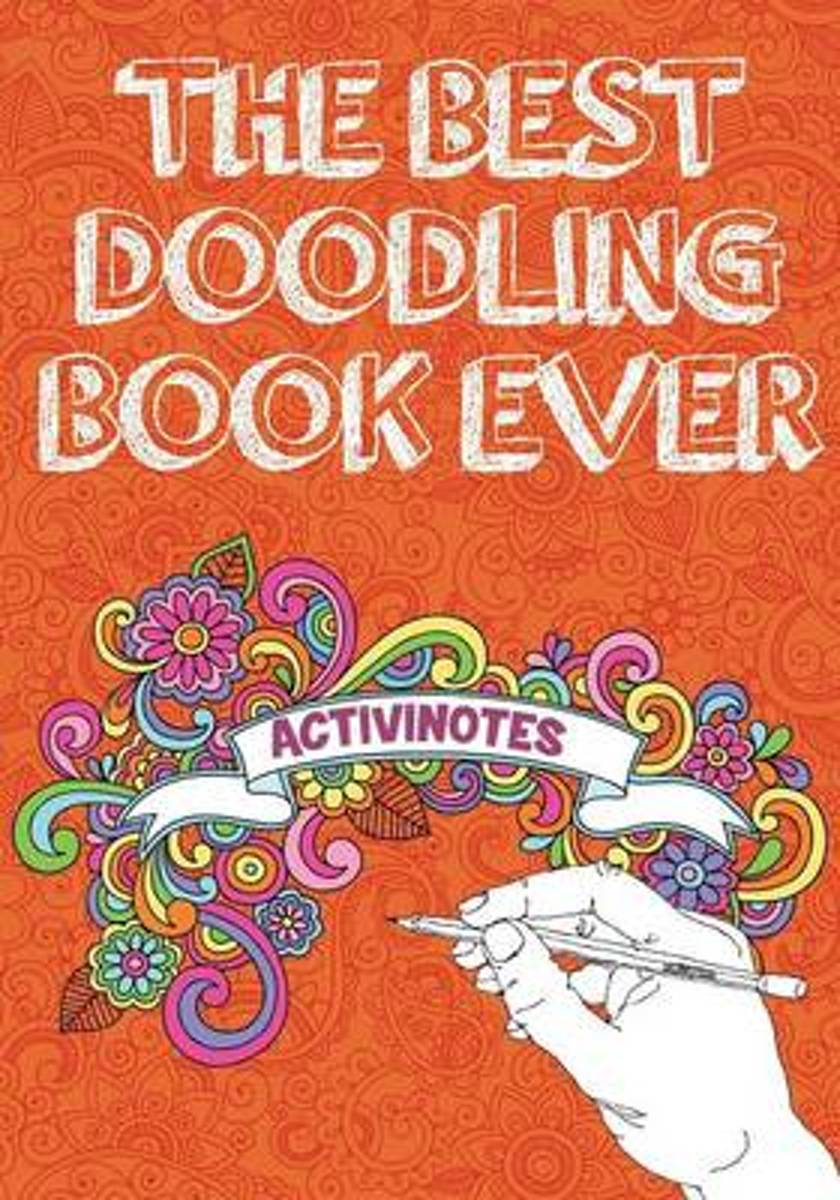The Best Doodling Book Ever