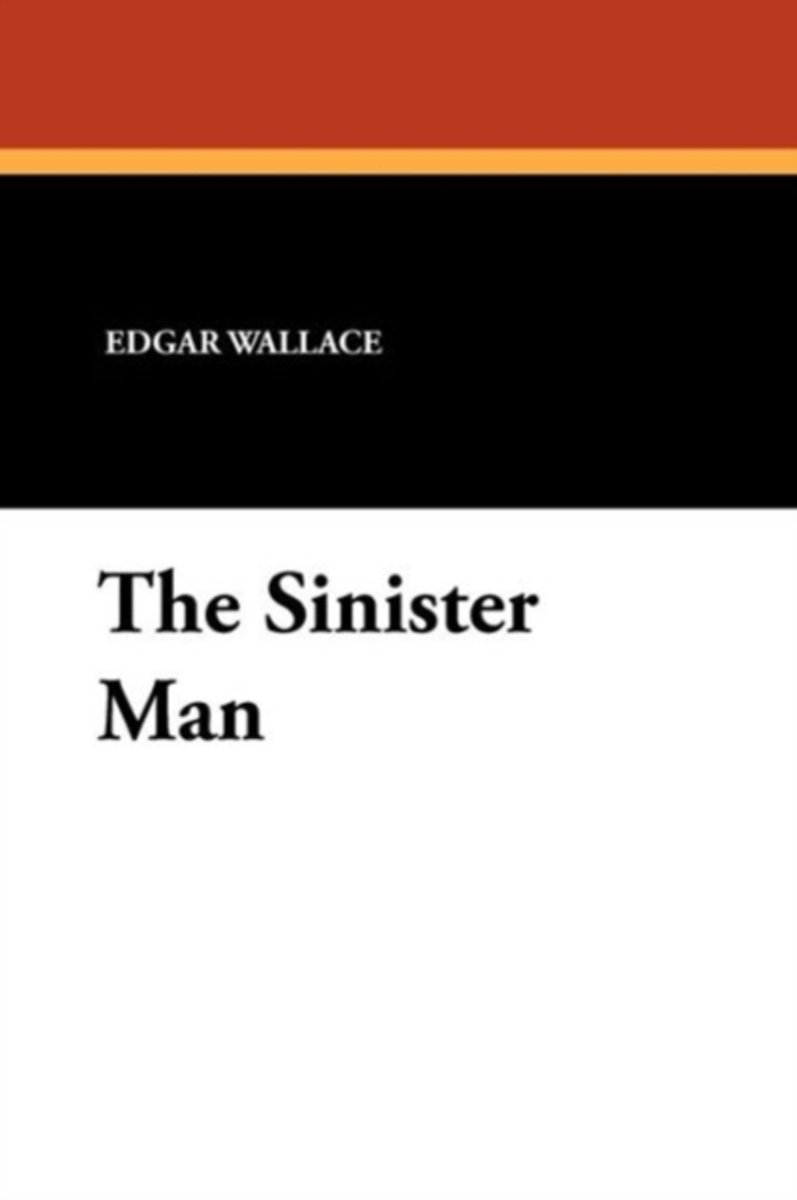 The Sinister Man