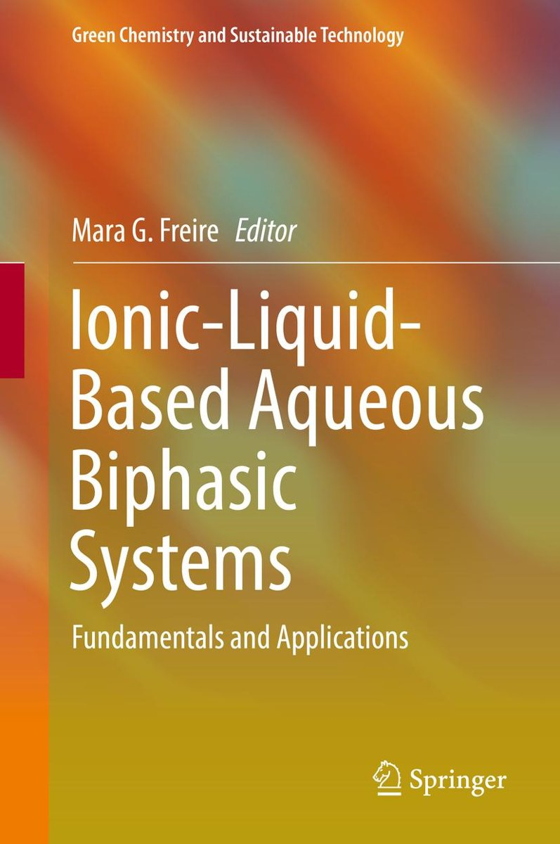 Ionic-Liquid-Based Aqueous Biphasic Systems