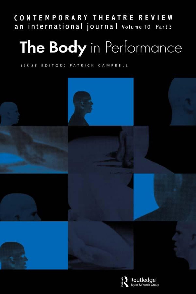 The Body in Performance