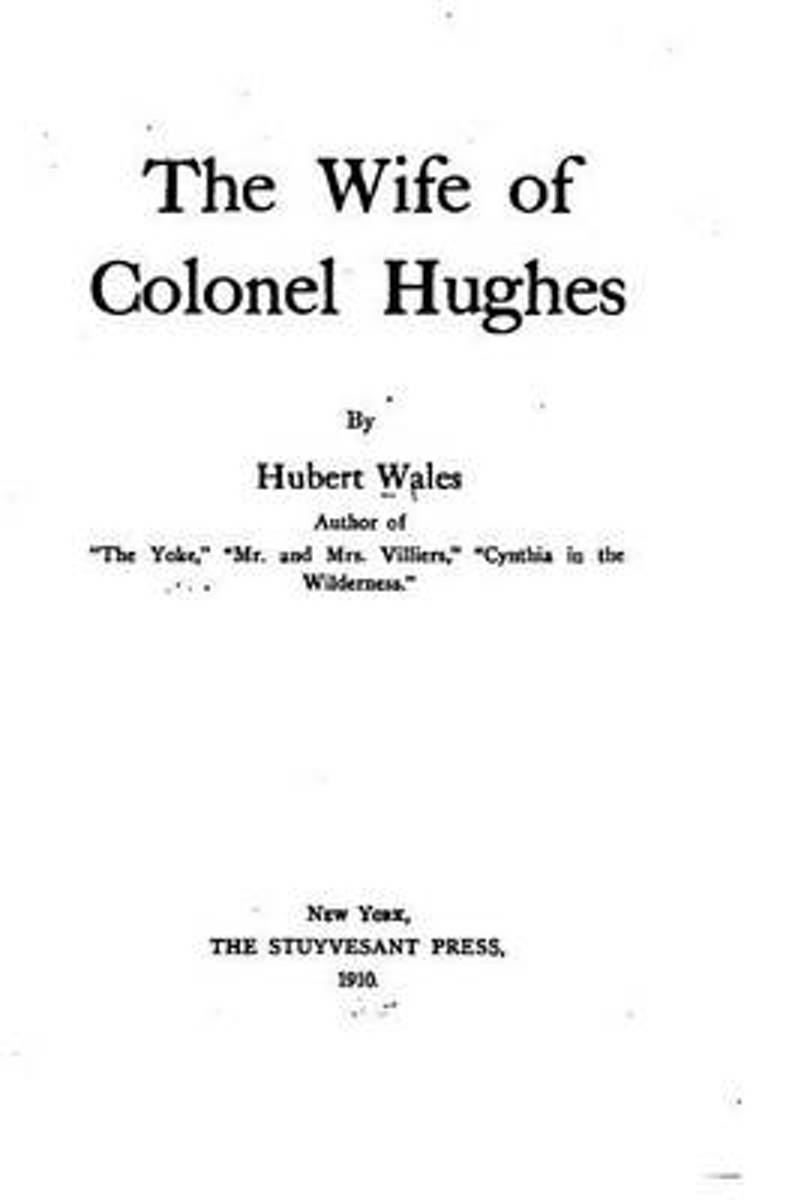 The Wife of Colonel Hughes
