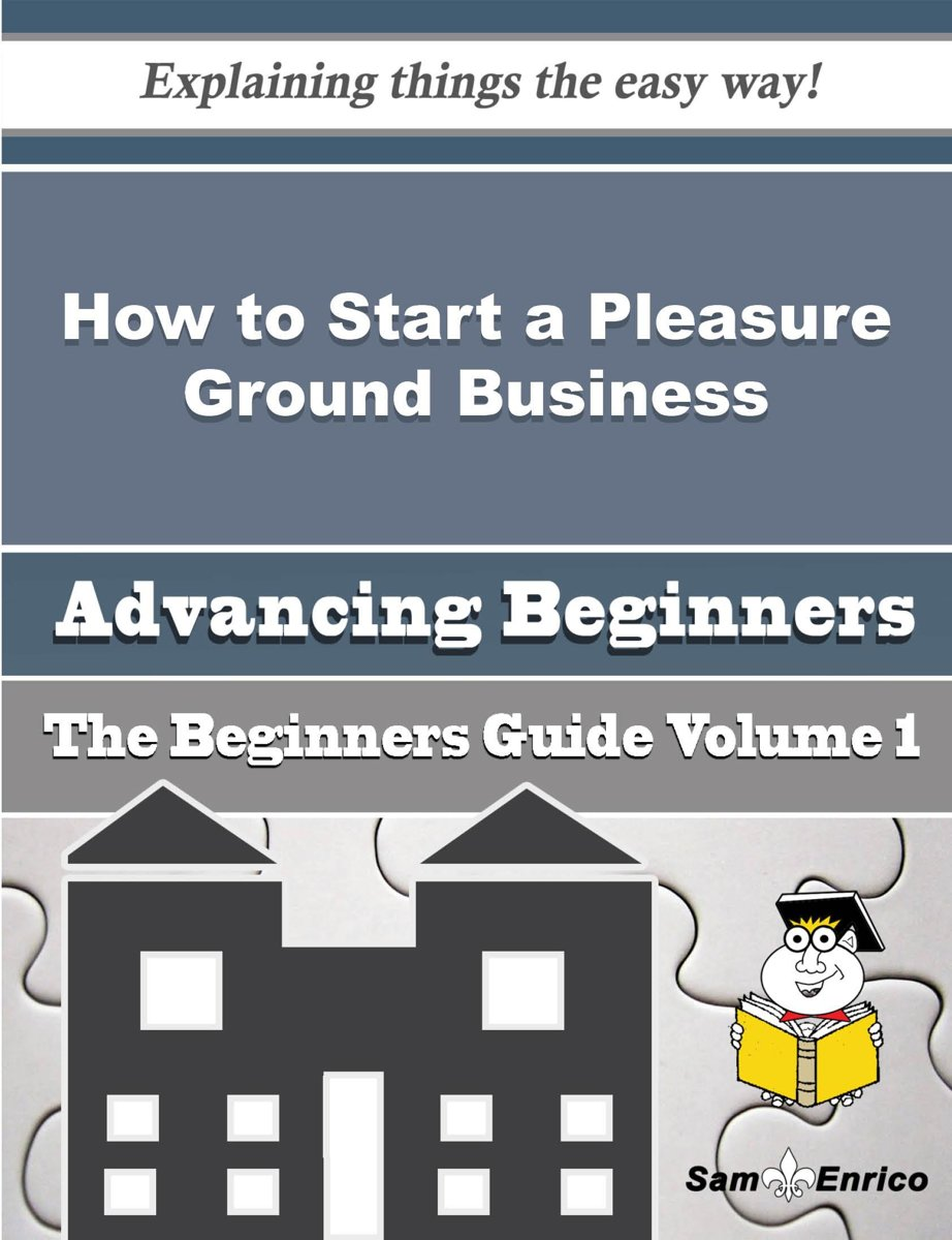 How to Start a Pleasure Ground Business (Beginners Guide)