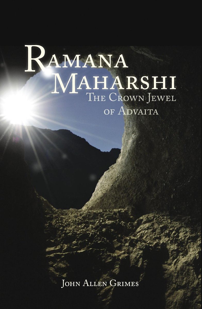 Ramana Maharshi: The Crown Jewel of Advaita