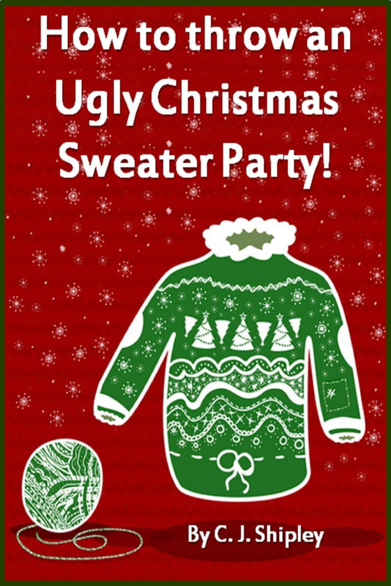How to throw an Ugly Christmas Sweater Party!