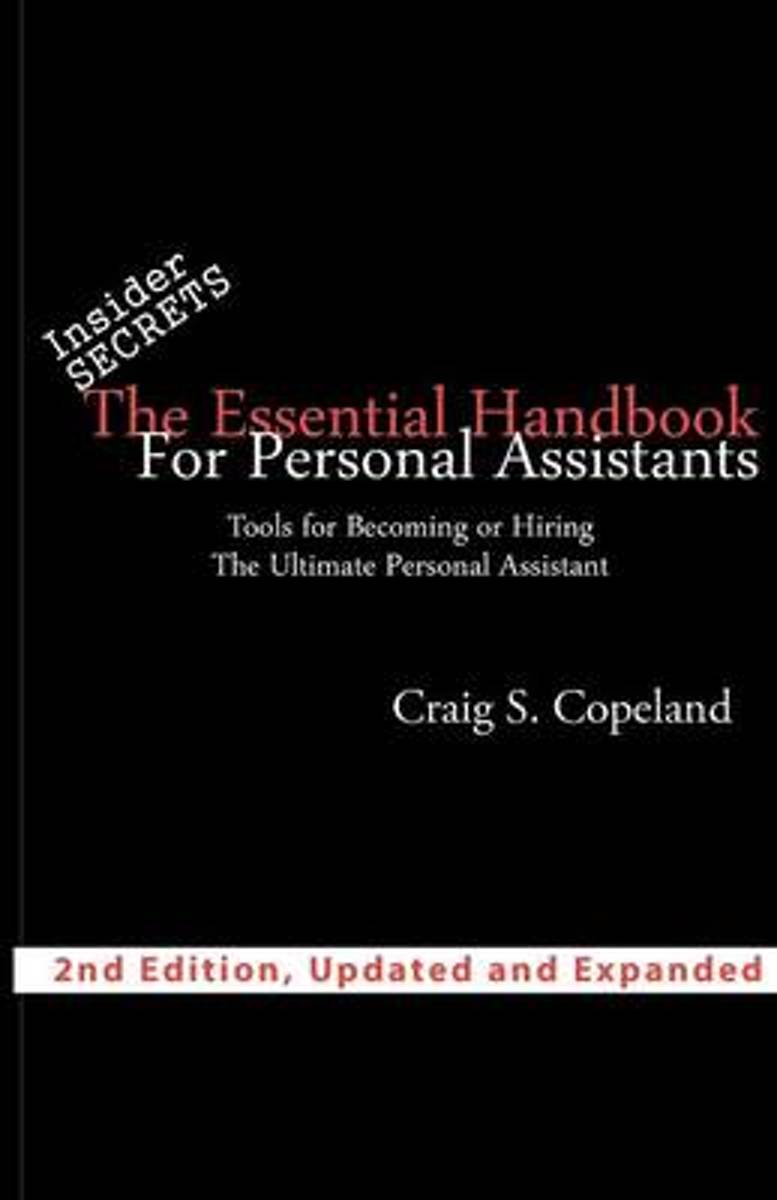 The Essential Handbook for Personal Assistants