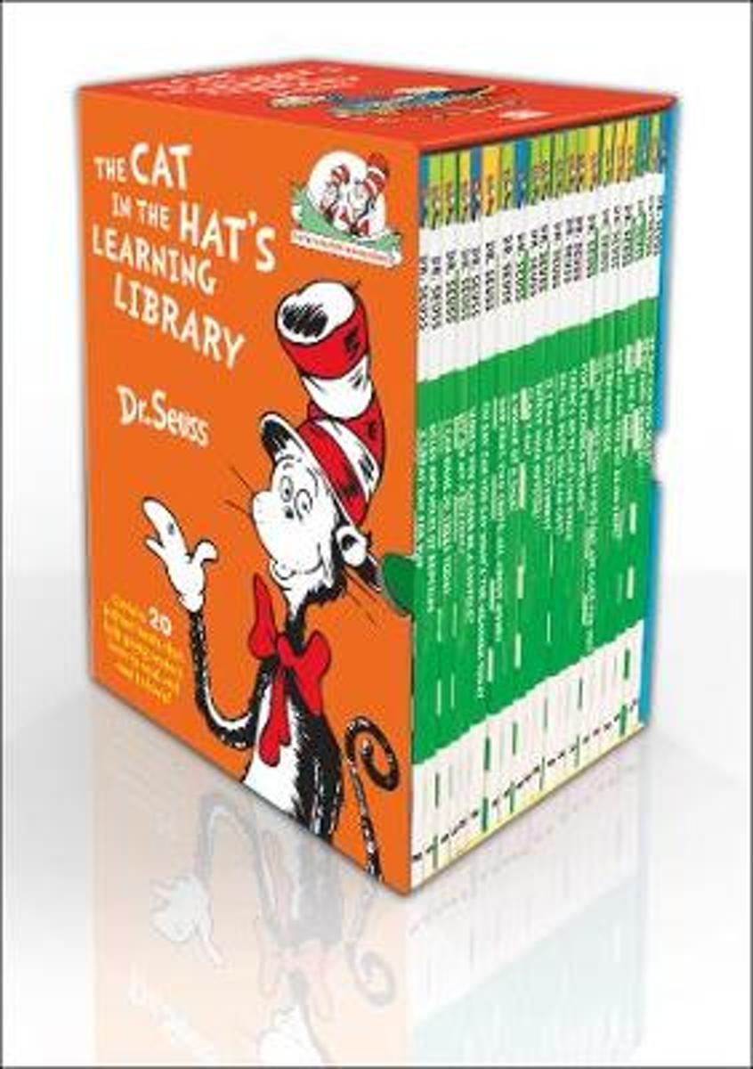 The Cat in the Hat's Learning Library