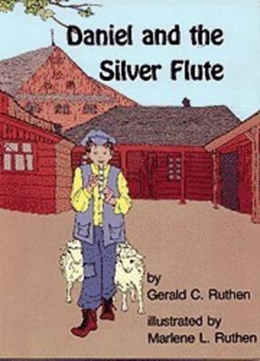 Daniel and the Silver Flute