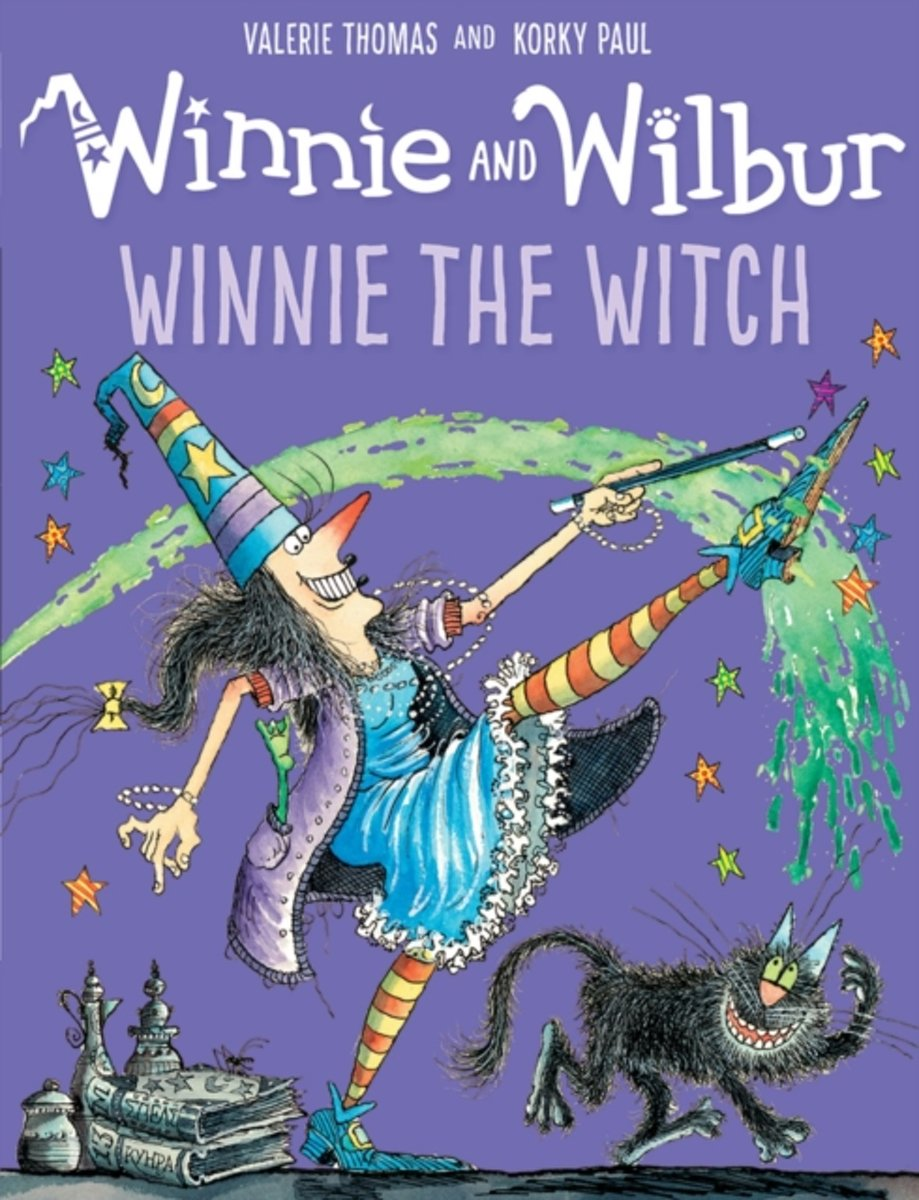 Winnie and Wilbur
