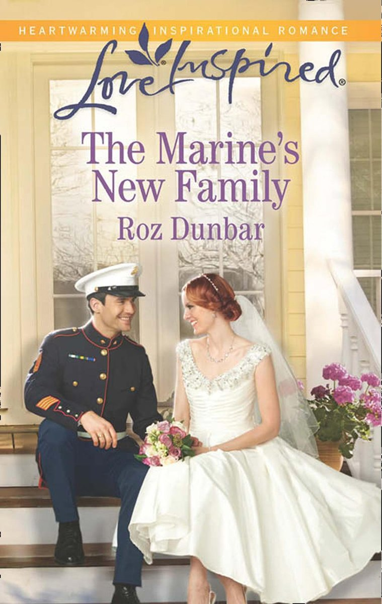 The Marine's New Family (Mills & Boon Love Inspired)