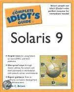 The Complete Idiot's Guide To Solaris 9